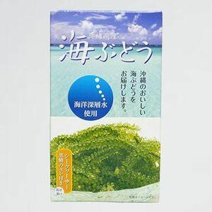 新品 未使用 沖縄県産 海洋深層水使用 2-GU 海ぶどう 60g×2箱