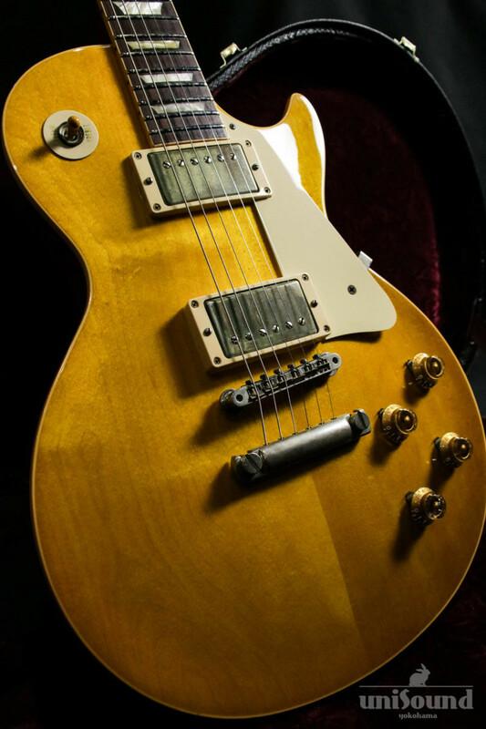 【送料無料!!】エレキギター Gibson Custom Shop Historic Collection 1958 Reissue(LPR-8) Les Paul VOS LB / 2007 ★D