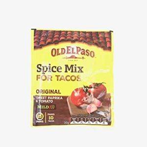 Old El Paso Seasoning & Times; 2