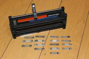 YOKOMO・ATLASシャンテ付き ディーンズ製バッテリー組み立てジグ