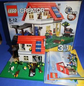 レゴ/LEGO クリエイター・ヒルサイド・ハウス 5771