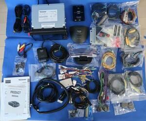パナソニック ストラーダ SDナビ RX03WD FID/ETC2.0/DSRC/ドラレコ/バックカメラ付フルセット