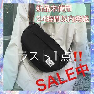 メッセンジャーバッグ ボディバッグ ウエストバッグ 斜め掛け 帆布 韓国 人気 軽量 キャンバス ショルダーバッグ カーキー