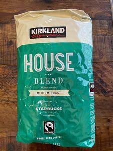 コストコ カークランド スターバックスロースト1.13kgコーヒー豆