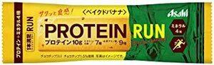 アサヒグループ食品 1本満足バープロテイン・ランベイクドバナナ 1本 ×9袋