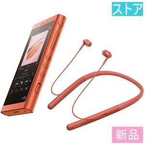 新品・ストア★デジタルオーディオプレーヤー SONY NW-A55WI(R)レッド 新品・未使用