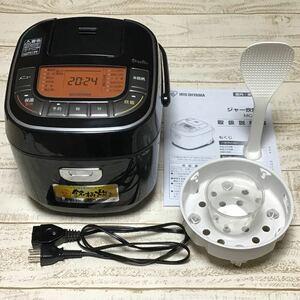 アイリスオーヤマ 炊飯器 銘柄炊き RC-MC30-B MC30 ジャー 一人暮らし 黒 学生