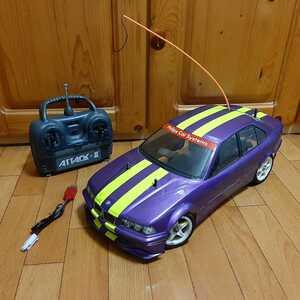 即決《送料無料》 タミヤ グリップ ラジコン フルセット  BMW ボディ  ホビー ドリフト tt01 tt02