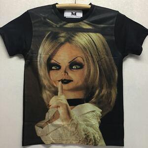 新品 チャッキーの花嫁 静かに ティファニー Tシャツ Mサイズ 管3443