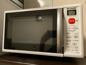 SHARP RE-S50A-W オーブンレンジ オーブン 電子レンジ