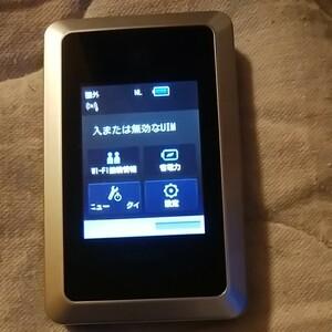 モバイルWi-Fiルーター HWD14 HUAWEI UQ