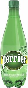 ≪限定1点≫ペリエ (Perrier) オリジナル 炭酸水 シュリンクパック PET [直輸入品] 500ml × 24本