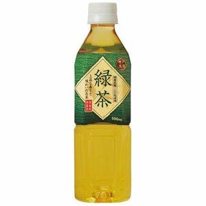 1品限定!神戸茶房緑茶ペット 500ml×24本