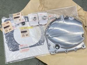 未使用 SUZUKI スズキ GSX1100S GSX1100E KATANA カタナ クラッチカバー ガスケット ベアリング オイルシール 一式