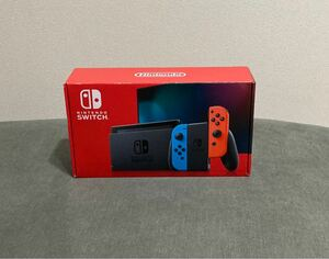 任天堂 スイッチ Switch ゲーム機 本体 ネオンブルー ネオンレッド カラー