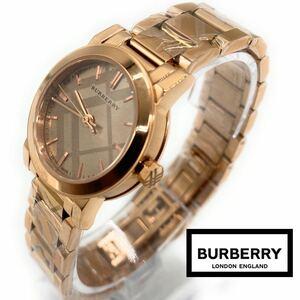 ◆国内未発売◆Burberry bu9235 バーバリーレディース腕時計
