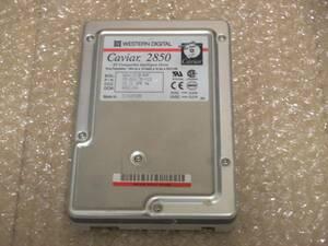■正常動作確認済■NEC PC-98用 内蔵3.5インチHDD 852MB