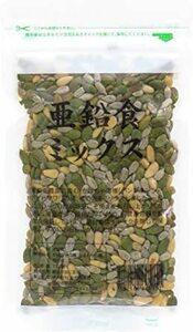 120g 自然健康社 亜鉛食ミックス 120g チャック付き袋入り