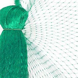 green WARKHOME 防鳥 ネット 4m*10m ハト カラス 鳩対策 防鳥網 鳥よけ 鳥害対策 駆除 防鳥 グッズ【鳥