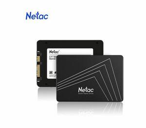 新品 送料無料 Netac SSD 128GB 内蔵2.5インチ SATA3.0 6Gb/s 7㎜ 3D TLC NAND FLASH