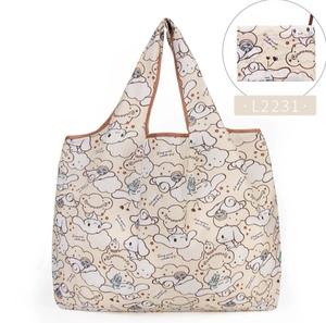 エコバッグ 折りたたみ 買い物バッグ 大容量 ショッピングバッグ 新品 送料無料 L2231