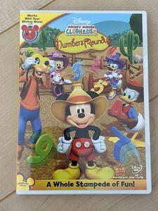 ミッキーマウスクラブハウス 輸入 DVD