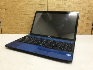STC80592 富士通 ノートPC LIFEBOOK AH77/K FMVA77KL i7-36320QM メモリ8GB ジャンク品 直接お渡し歓迎