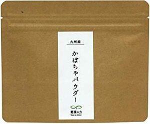 40グラム (x 1) 野菜の力 かぼちゃパウダー 40g 無添加 野菜パウダー 国産(九州産)