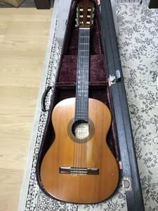 MASARU KOHNO 河野賢 ヴィンテージクラシックギター LUTHIER NO.5 1970年 ハードケース付