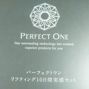 新日本製薬  パーフェクトワン リフティング 10日間実感セット