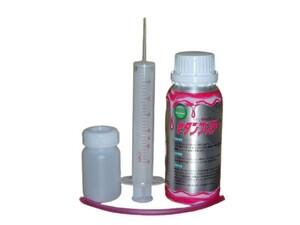 セタンブースター 500ml(セタン価向上剤・ディーゼル燃料添加剤) 計量用ボトル、シリンジ付き