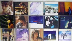 CD,帯,カバーケース ZARD/15枚セット