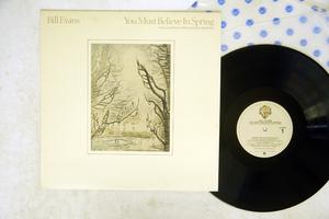 米 人気盤!!81年オリジナル BILL EVANS/YOU MUST BELIEVE IN SPRING/WARNER BROS. HS 3504