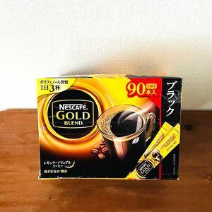 ネスレ ネスカフェ ゴールドブレンド ブラック2g×90本