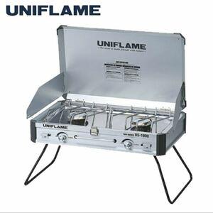 ユニフレーム ツインバーナー US-1900 新品未使用 2バーナー