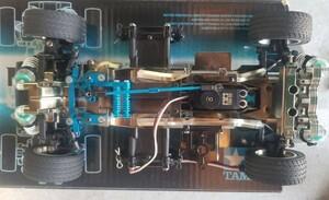 タミヤ M05 ver2pro ドリフト