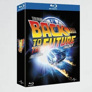 新品 未使用 25thアニバーサリー バック・トゥ・ザ・フューチャー D-C4 BOX [Blu-ray] Blu-ray