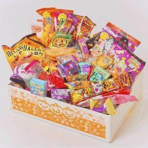未使用 新品 限定パッケ-ジ ハロウィン R-B5 子供 Halloween お菓子 詰め合わせ 駄菓子 50点 セット うまい棒