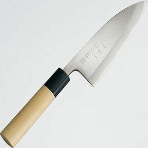 新品 未使用 KAI 貝印 H-V0 日本製 AK5216 出刃包丁 関孫六 金寿 本鋼 150mm