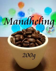 ★★1円出品★★ 自然のめざめ Mandheling 200g ②