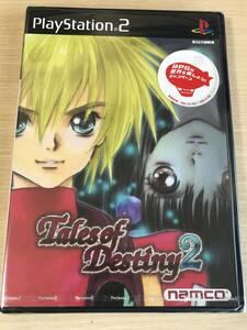 PS2「テイルズ オブ デスティニー2」(未開封品) 送料無料
