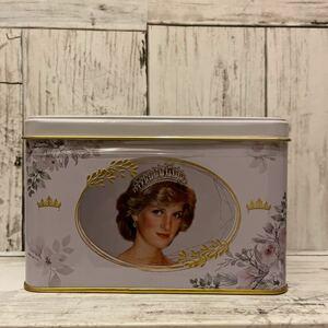 New English Tea ロイヤルプリンセス ダイアナ(イングリッシュブレックファーストTB)+エリザベス女王 紅茶缶
