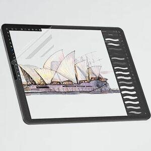 新品 好評 フィルム NIMASO B-ZQ アンチグレア 反射低減 iPad Pro 11 (2021 / 2020 / 2018) / iPad Air4 用 保護 フィルム ペーパー