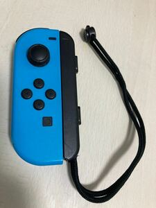 Nintendo Switch Joy-Con ネオンブルー 訳あり