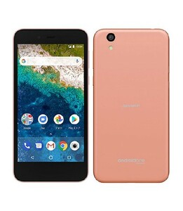 Y!mobile Android One S3 ピンク【安心保証】
