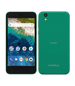 Y!mobile Android One S3 ターコイズ【安心保証】