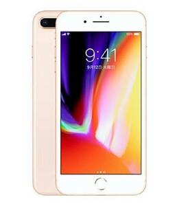 iPhone8Plus[64GB] SIMフリー ゴールド【安心保証】