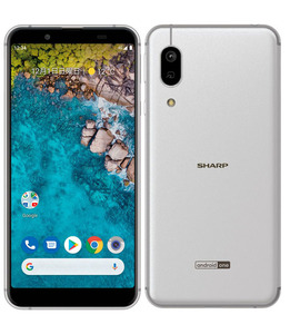 Y!mobile Android One S7 シルバー【安心保証】