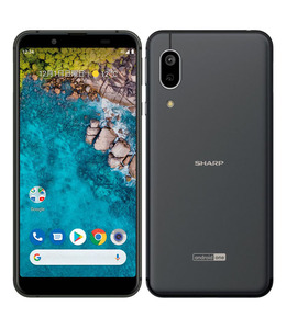 Y!mobile Android One S7 ブラック【安心保証】