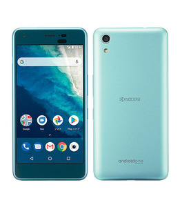 Y!mobile Android One S4 ライトブルー【安心保証】